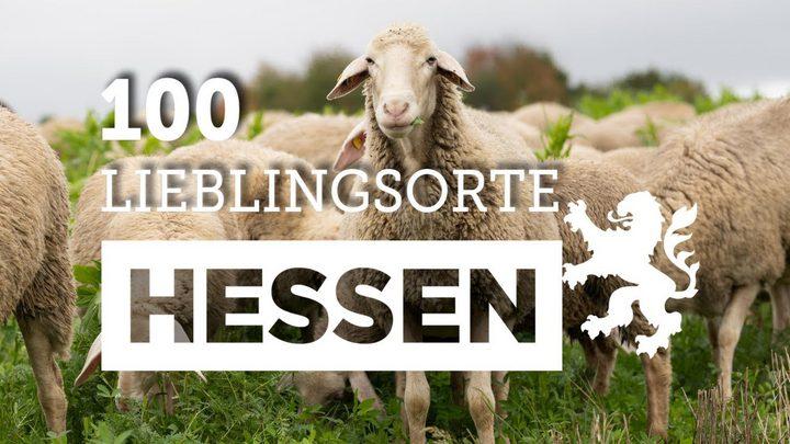 Der Schäferweg in Hungen im Vogelsberg - 100 Lieblingsorte in Hessen