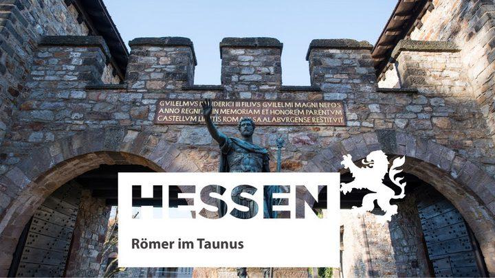 Römer im Taunus: Der Limeserlebnispfad und die Saalburg - #Geschichtenerzähler