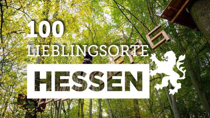 100 Lieblingsorte in Hessen - Der Kletterwald in Eschwege