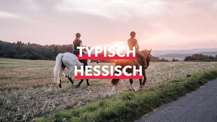 Typisch hessisch - Hessen aus einer erfrischend neuen Perspektive